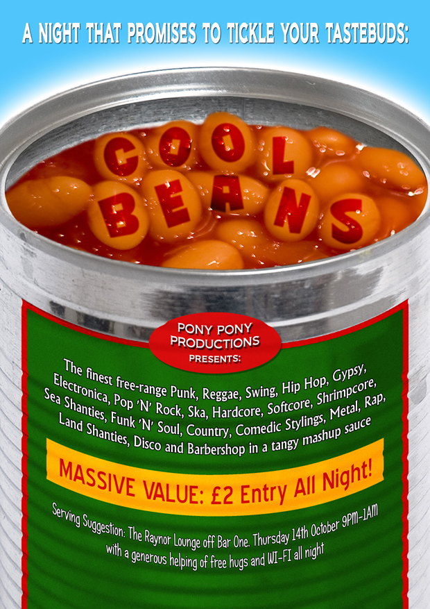 Cool Beans #1
