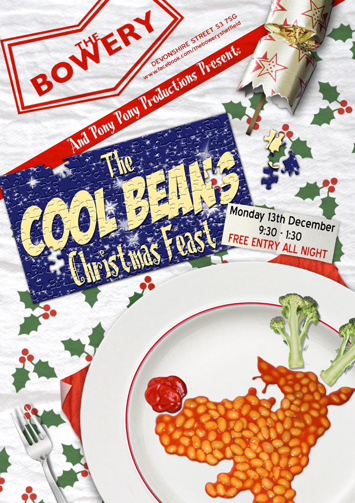 The Cool Beans Xmas Bash
