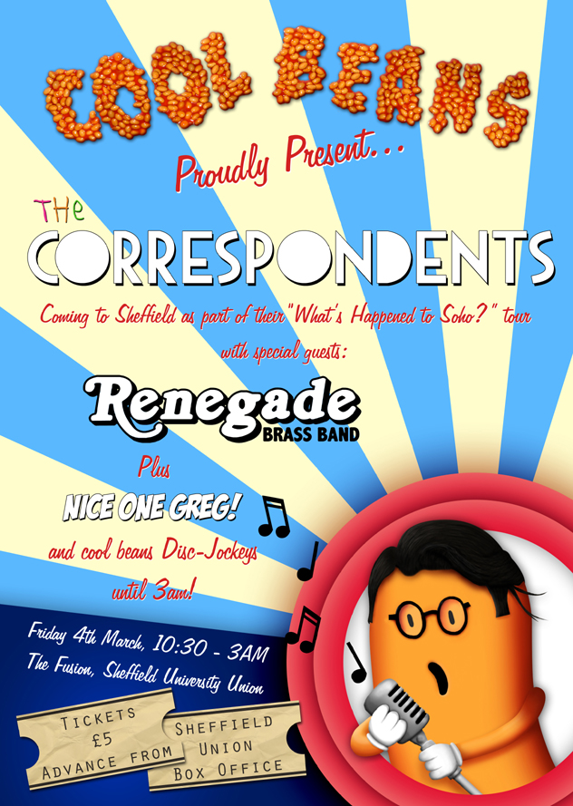 Cool Beans Presents: The Correspondents