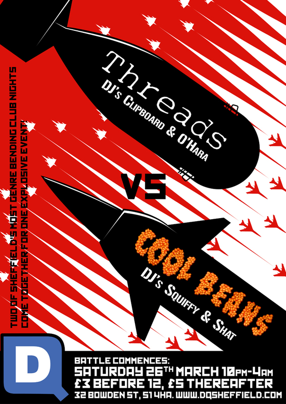 Cool Beans vs. Threads