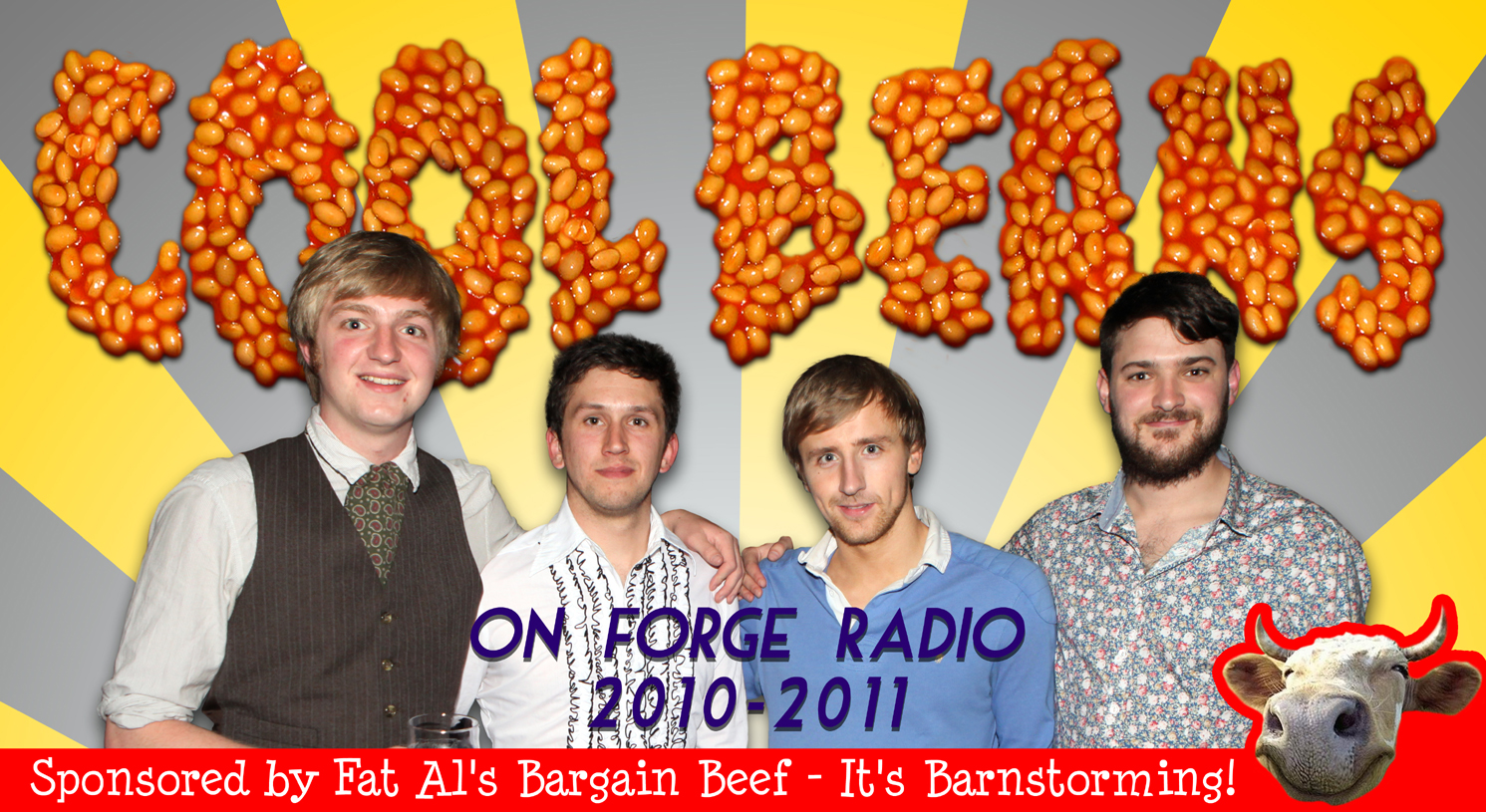 Cool Beans on Forge Radio