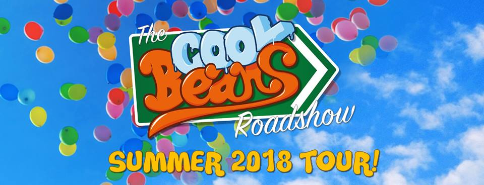 The Cool Beans Roadshow!!