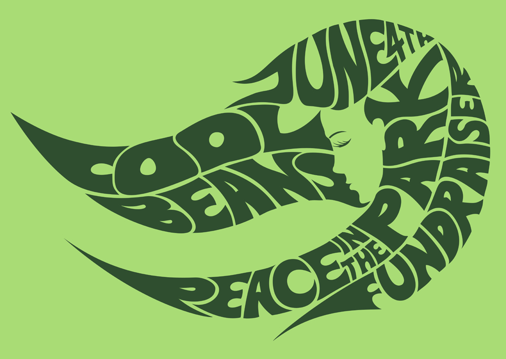 The Cool Beans Peace In The Park Fundraiser