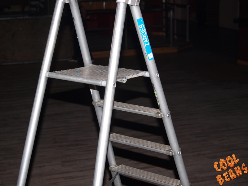 Probably our favourite ladder.