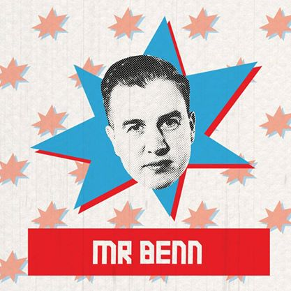 Interview with Mr. Benn! (Nice Up! Records)