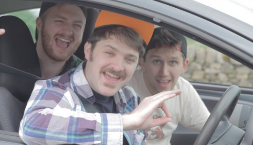 Daddy's Car – The awesome new video from Ham Pocket!