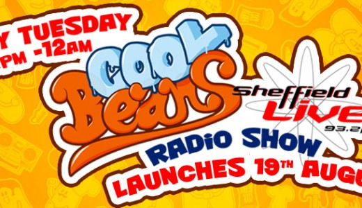 The All New Cool Beans Radio Show!