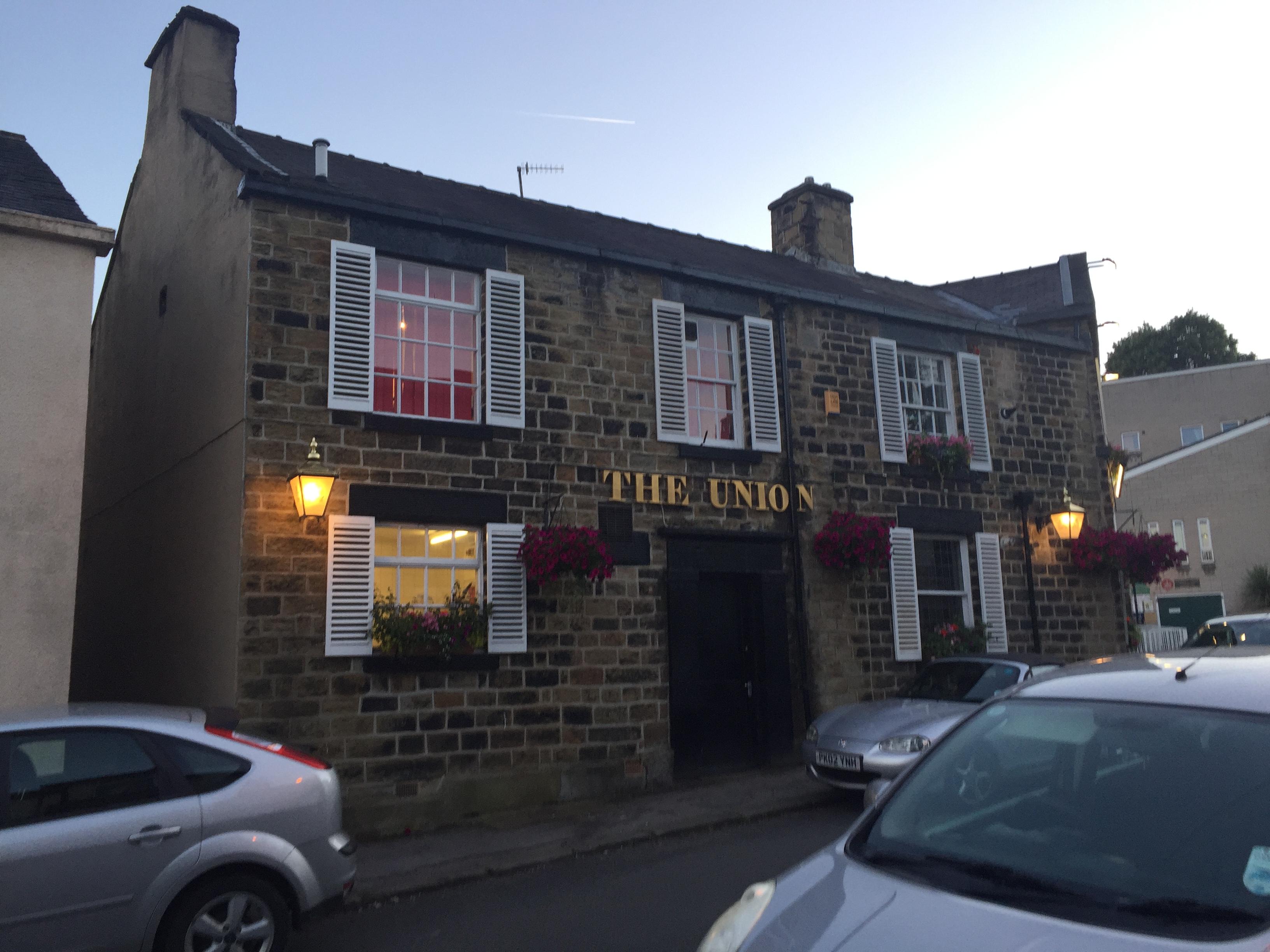 Forgotten Pub