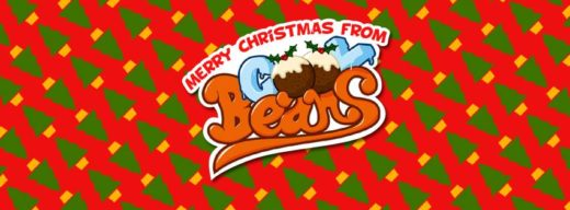We're Dreaming Of A Cool Beans Christmas